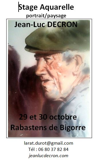 Stage Portrait Paysage @ Rabastens de Bigorre