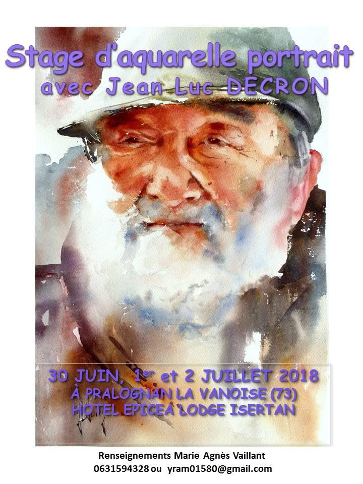 Stage portrait @ Pralognan, Vanoise | Pralognan-la-Vanoise | Auvergne-Rhône-Alpes | France