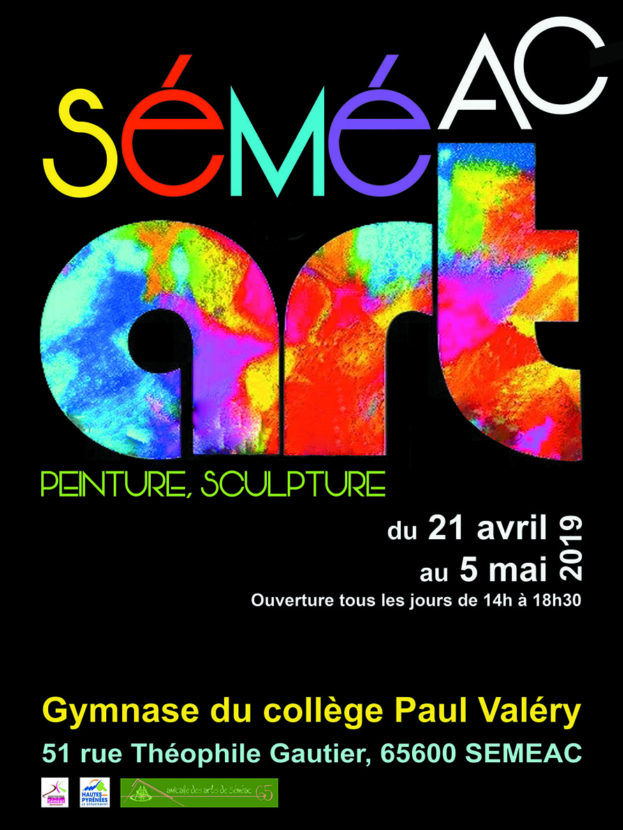 Biennale SéméArt @ Séméac, Hautes-Pyrénées