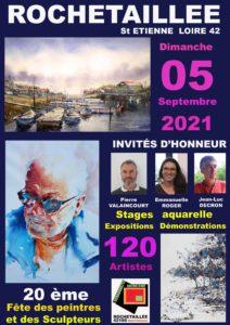 Expo Rochetaillée Loire 42 @ Rochetaillée