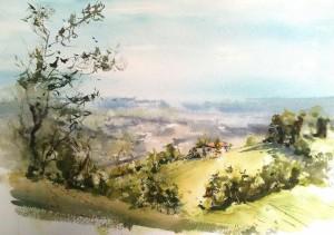 Autour de Castelnau Barbarens Gers