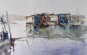 Sète village de pêcheurs