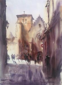 Place de Magné